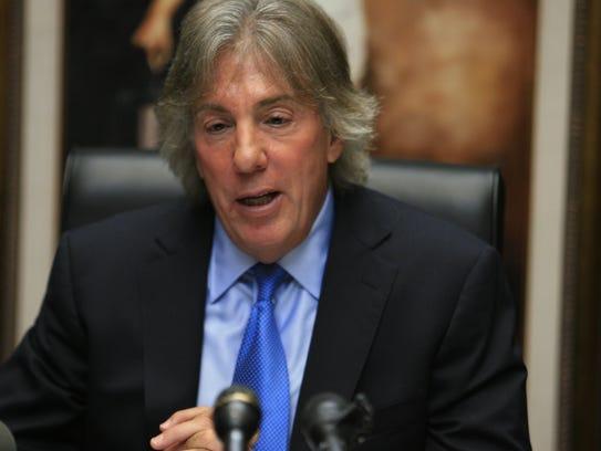 Attorney Geoffrey Fieger is suing fellow attorney Mike
