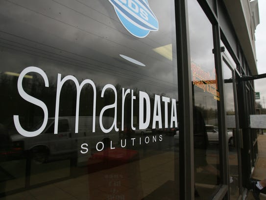 The former offices of Smart Data Solutions in Springfield,