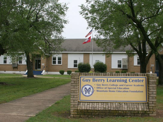 Guy Berry College and Career Academy has been in operation