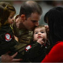 PHOTO GALLERY: 200 Airmen Return Home to Shaw Air Force Base