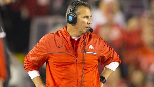 Only once since Urban Meyer took over at Ohio State
