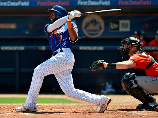 Mar 25, 2018; Port St. Lucie, FL, USA; New York Mets