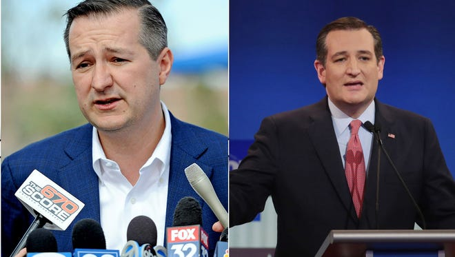 One man owns the Chicago Cubs. The other has amassed 545 delegates in the race for the GOP presidential nomination. Who's who?