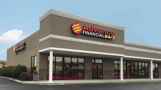 Advance Financial 24/7 in Lenoir City