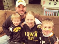 UI grads find purpose in loss of their child