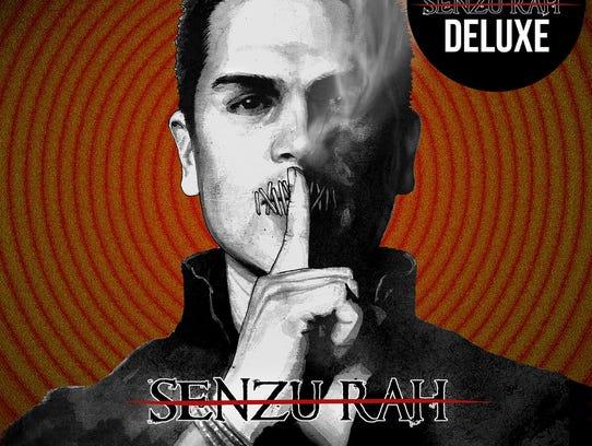 Así luce la portada del nuevo disco de Régulo Caro,