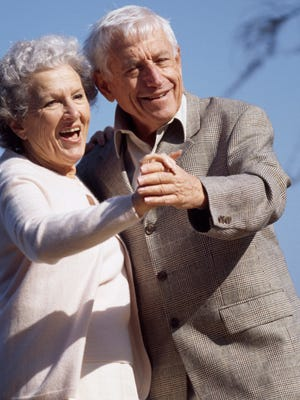 In a new study, seniors who danced had less pain in their knees and hips and were able to walk faster.