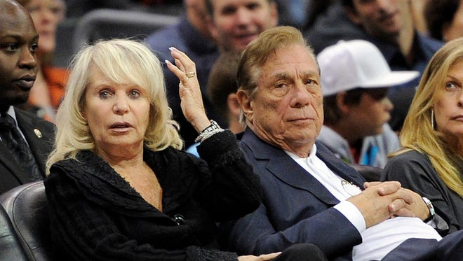 The legal wrangling over ownership of the Los Angeles Clippers between Shelly and Donald Sterling resumes in court Monday in Los Angerles.