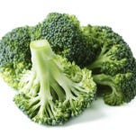 Broccoli — along with collards, kale, mustard greens and okra — is a good non-dairy source of well-absorbed calcium.
