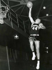 Despite playing only three seasons, Milwaukee native Don Kojis remains Marquette's all-time leading rebounder.