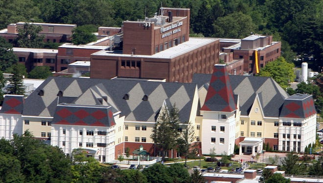 The Westchester Medical Center and the Maria Fareri Childrens hospital in Valhalla June 19, 2008.
