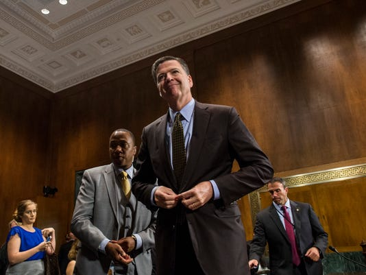 FBI Director Comey Testifies At Senate Judiciary Committee Oversight Hearing