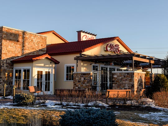 Ciatti's Ristorante Thursday, Feb. 2, in St. Cloud.
