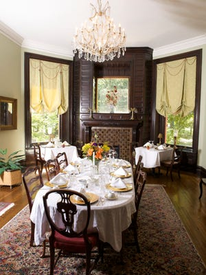 Dining at the Mansions will raise money for the LGBT Center at the University of Louisville.