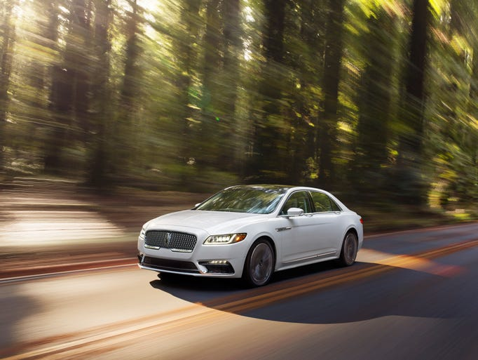 Lincoln introduces its new flagship the all new continental for Lincoln motor company news