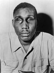 Nearly 73 years after a racially fueled beating at