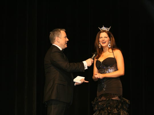Ed Walsh was a TV news anchor when he got tapped to become the emcee of the Miss Louisiana in 2001.