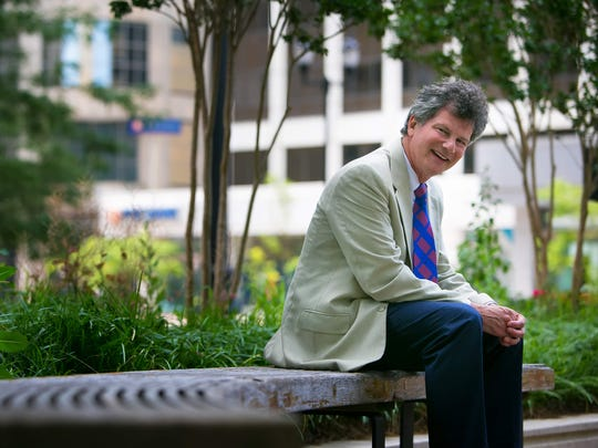 Wilmington lawyer Charles J. Durante. He recalls meeting