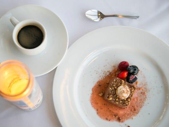 Dessert at the Barrio Cafe Gran Reserva in Phoenix