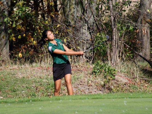high school golf, girls golf