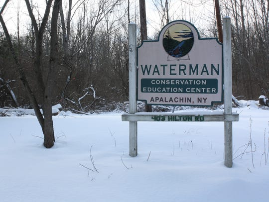 Waterman Conservation Education Center is located in