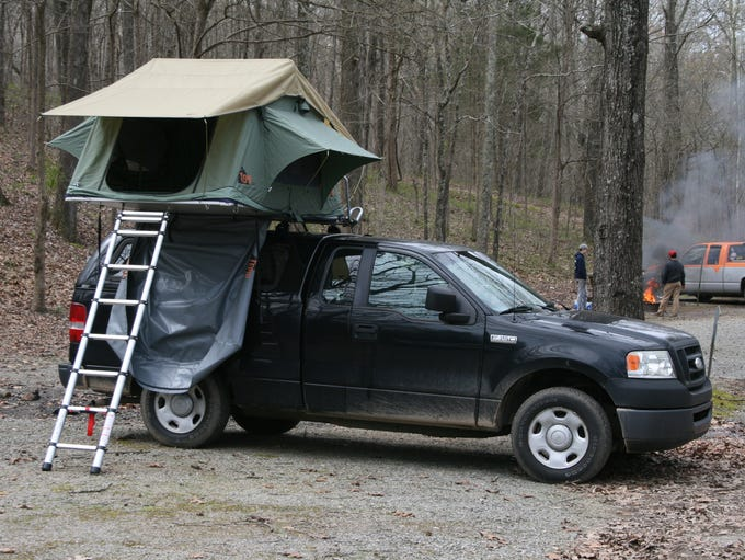 Long favored by overland and backcountry campers, rooftop