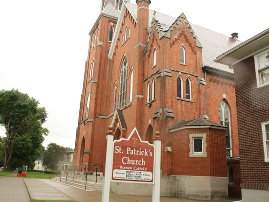 Father Thomas Valenti is the Parochial Administrator of Blessed Trinity Parish & St. Patrick Parish, which includes St. Patrick's Church in Owego.