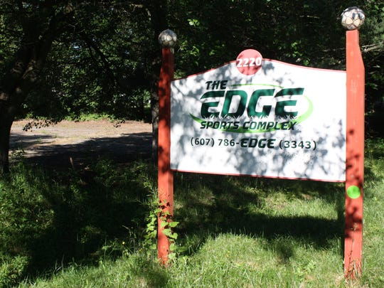 The Edge sports complex is located on 2220 Old Vestal