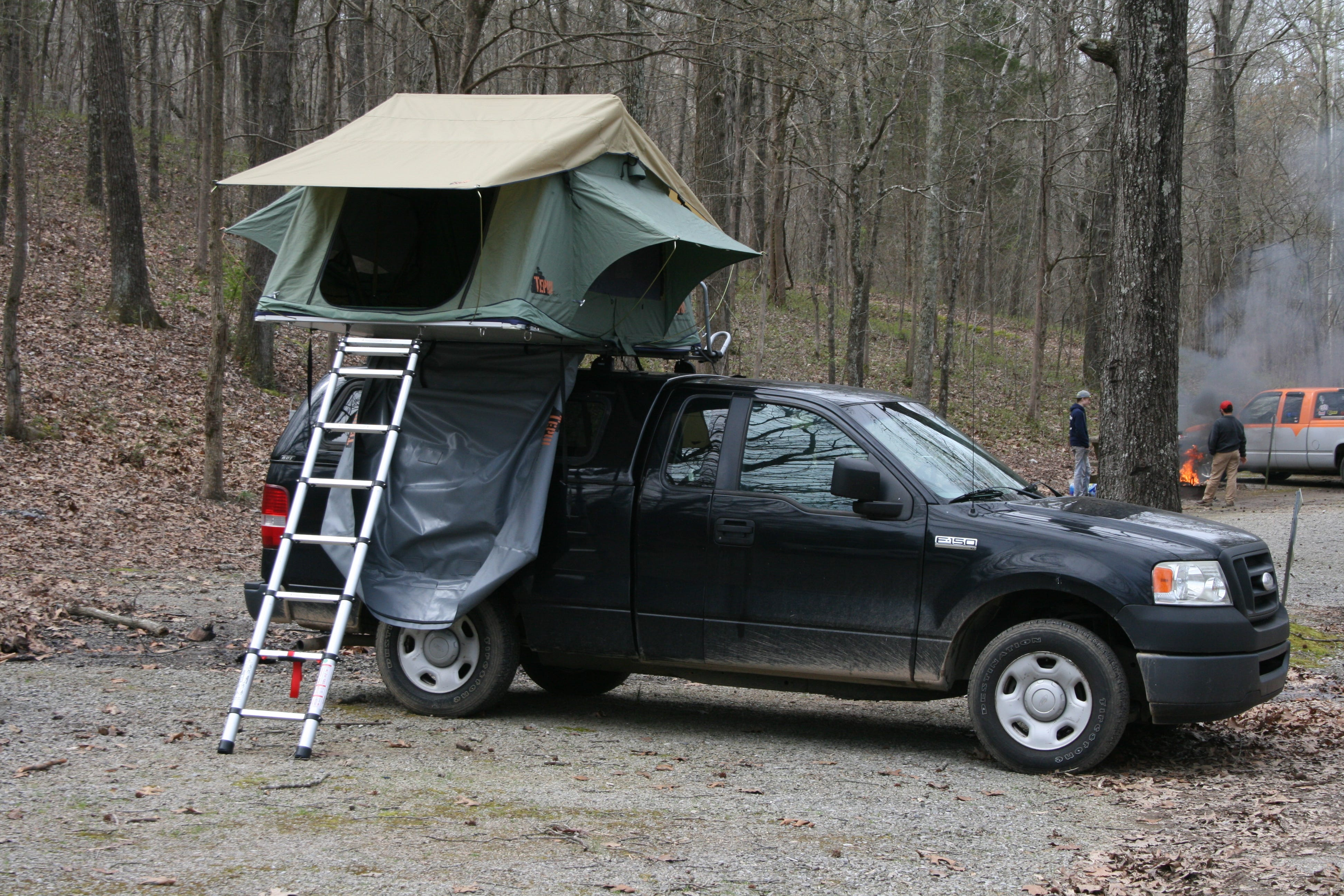 Gear review A tent that mounts on top of your car & Review: A tent that mounts on top of your car
