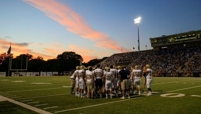 More than 1 million kids play high school football