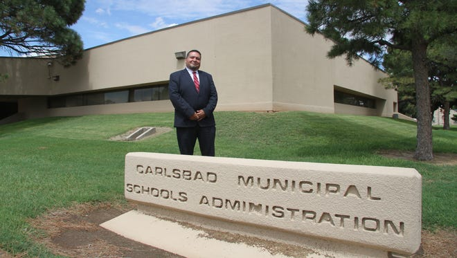 Superintendent Gregory Rodríguez is a Texas-native and worked as a deputy superintendent in Huntsville Independent School District in Huntsville, Texas.