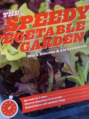 """The Speedy Vegetable Garden,"" by Mark Diacono and Lia Leendertz."
