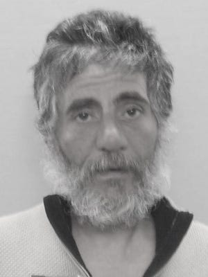 Emad Ebrahim, 46, of Elizabeth was arrested and charged with stealing a suitcase at Newark Liberty International Airport