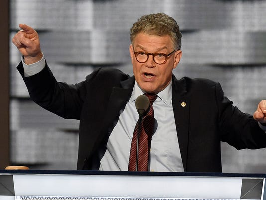Franken says he won't run for president in 2020