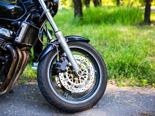 Motorcycle stock