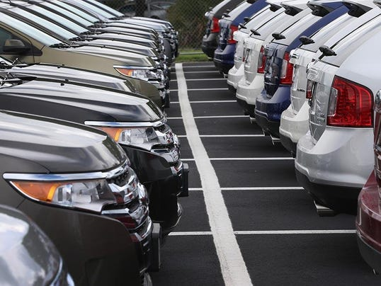 Pick-Up Trucks Drive Ford Sales Up 12 Percent In August