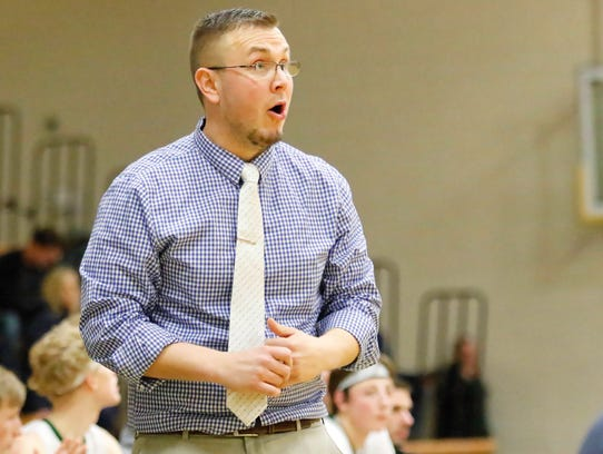 Howell basketball coach Nick Simon can't believe his