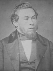 Homer A. Curtiss (1825-1885)