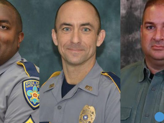 Slain Baton Rouge officers