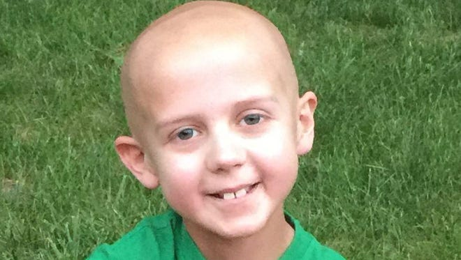 Patrick J. Carr, an 11-year-old athlete, is remembered after losing his battle to cancer.