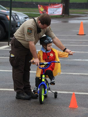 """All wheels are welcome at this year's """"Ride & Roll"""" event"""