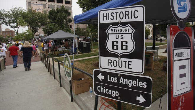The Birthplace of Route 66 Festival started out small but has rapidly grown to be one of Springfield's biggest festivals.