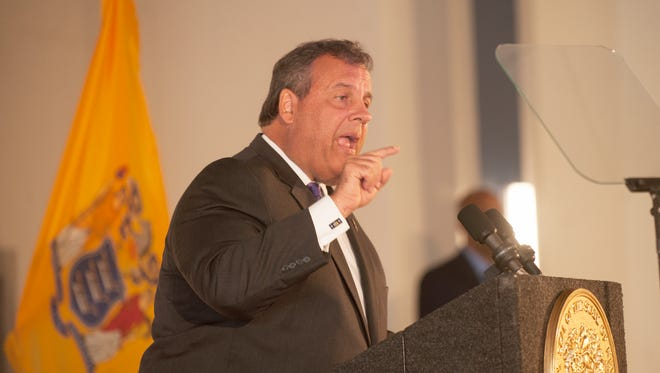 New Jersey Governor Chris Christie remarks  on the State of Education in Camden.