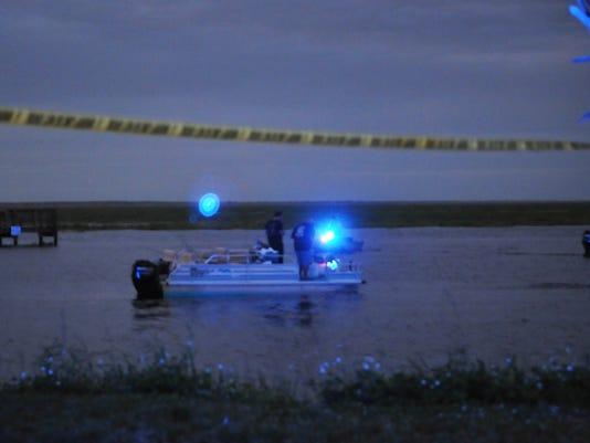 Airboat crash