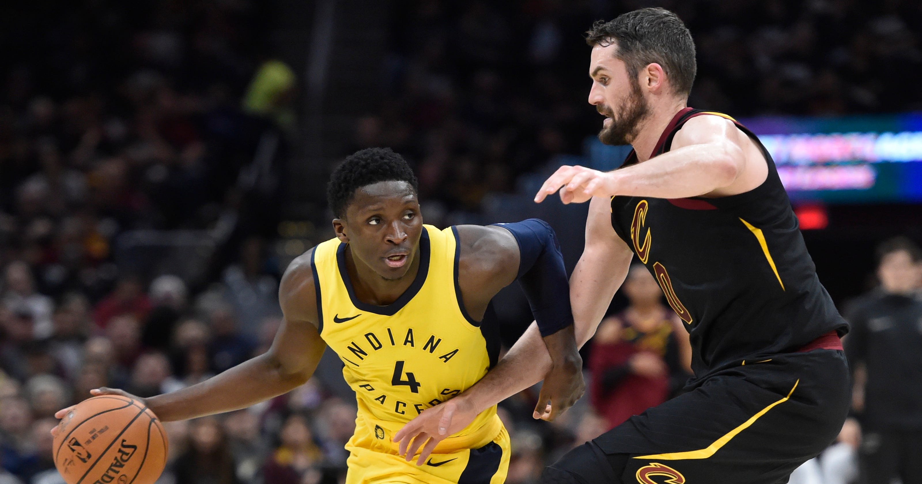 1776a1623e81 Pacers All-Star Victor Oladipo was unstoppable against LeBron s Cavs