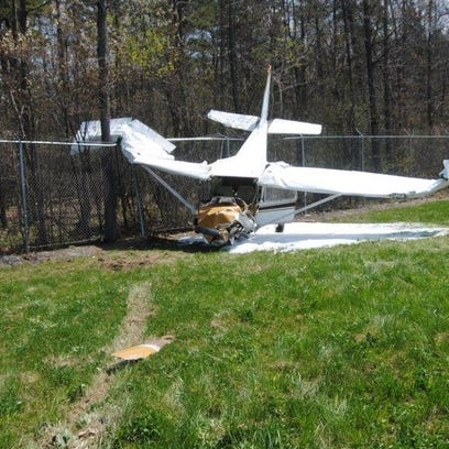 The pilot of this single-engine Cessna was killed in