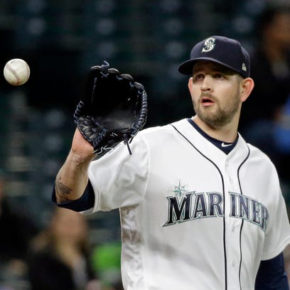Mariners avoid arbitration with Paxton, Ramirez, Phelps and Vincent