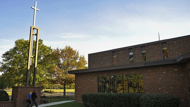 Otter Creek Church in Brentwood, Tenn., shown in October 2012, has decided to allow musical instruments at one of its Sunday services, a departure from tradition for the 1,800-member Church of Christ congregation.