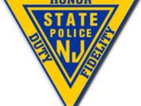 New Jersey State Police are investigating the hit-and-run
