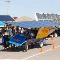 UTEP Becomes Pit Stop for 2018 Solar Car Challenge